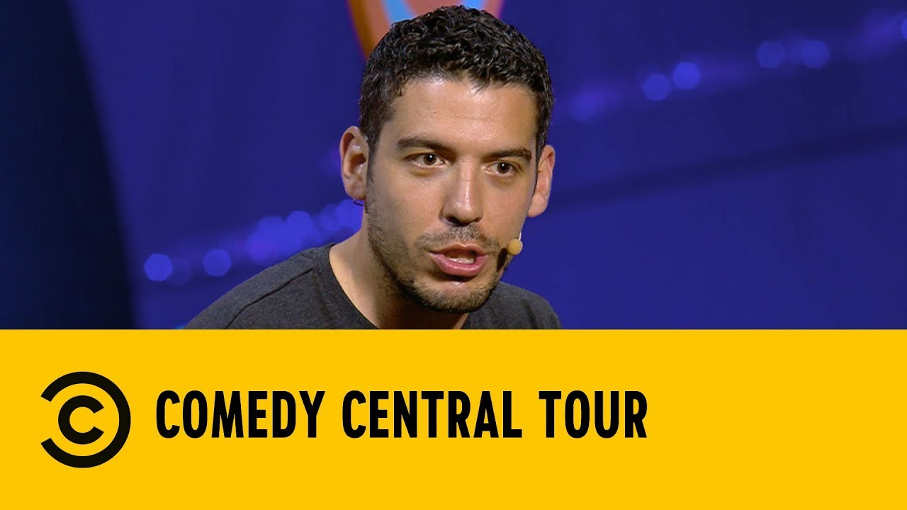 La magia del viaggiare Low Cost - Carmine Del Grosso - Comedy Central Tour