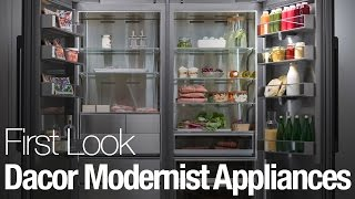 This line of Modernist appliances are designed to make you jealous