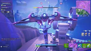 Fortnite Battle royale with dom winning john wick gamemode and new skin