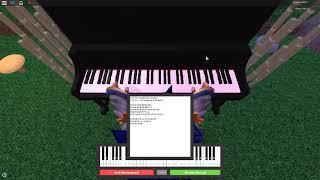 Demi Lovato - Crise cardiaque (fr) Piano Roblox