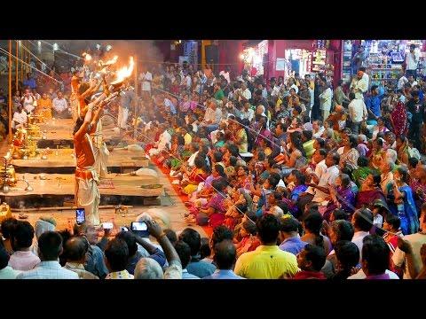【印度旅行日记】Day25-污秽的瓦拉纳西和不神圣的恒河夜祭