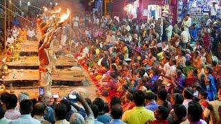 【印度vlog】25-污秽的瓦拉纳西和不神圣的恒河夜祭