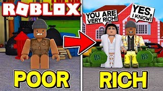 How i went from POOR to MILLIONAIRE in Roblox...