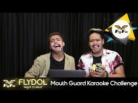 Flydol | Mouth Guard Karaoke Challenge