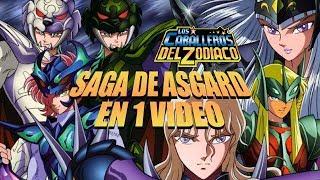 Caballeros del Zodiaco Saga Asgard: La Historia en 1 Video
