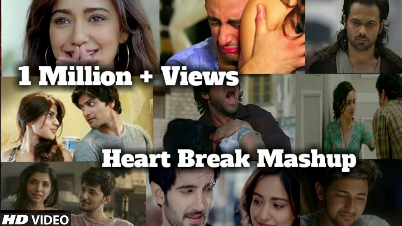 Download Heart 💔 Break Mashup | Breakup Mashup | Sad Song | Bollywood Breakup Mashup | Find Out Think