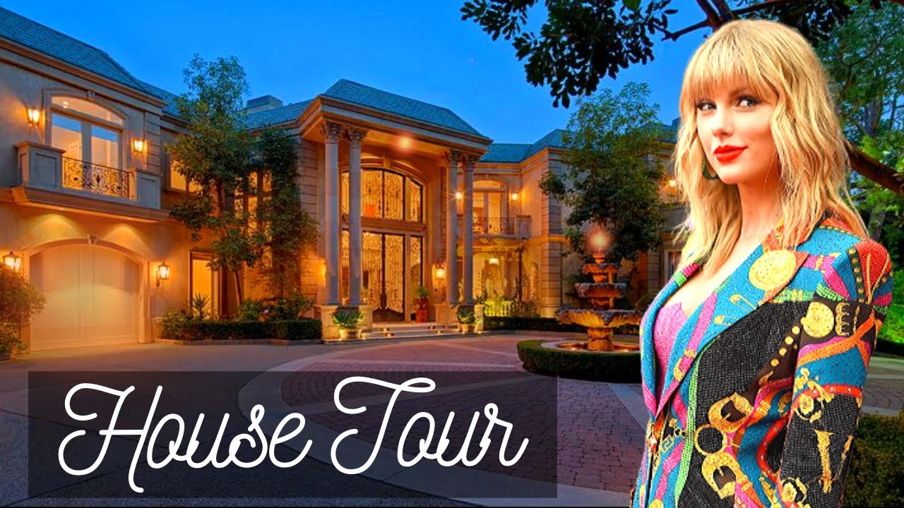 Taylor Swift House Tour 2020 Inside Her 25 Million Dollar Beverly Hills Mansion Youtube