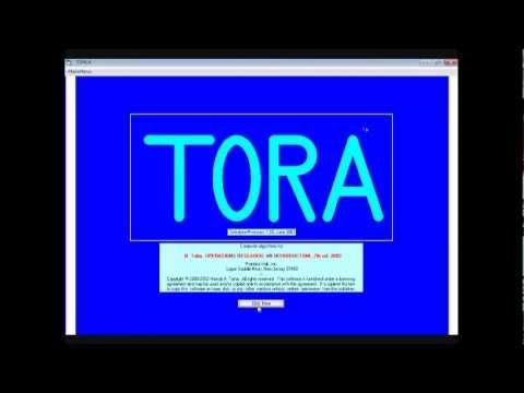 برنامج tora