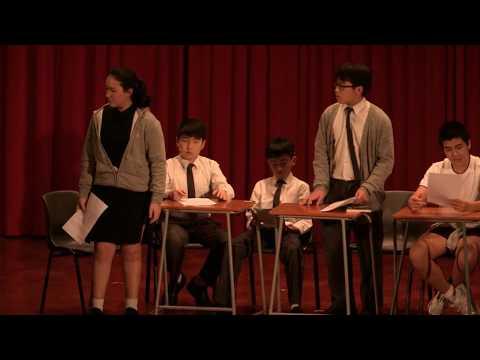 Hong Kong School Drama Festival 2017/18 - The Life of Socrates (07/03/2018)