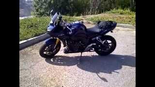 2007 Yamaha FZ1 Review