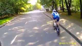 Шоссейный велосипед COLNAGO K-Zero (часть-1)