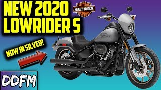 The Harley Davidson Lowrider S IS BACK!