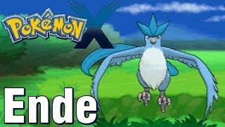 Let's Play Pokemon X Eฑde : Arktos Jagd