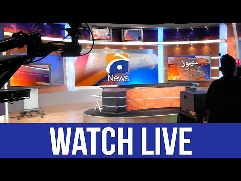 GEO NEWS LIVE! - Pakistan 24/7 News LiveStream