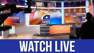 GEO NEWS LIVE! - Pakistan 24/7 News LiveStream thumbnail
