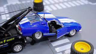 Lego City Car Accident / Toy Car for Children🚘