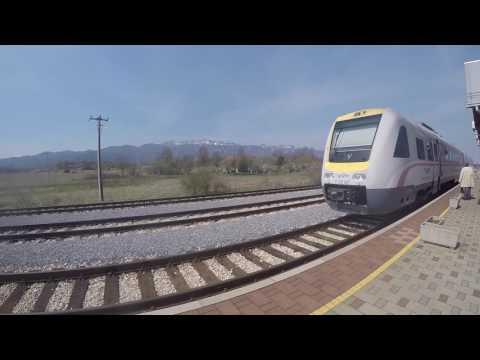 Zagreb to Split Train