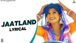 JAATLAND (Lyrical) Raju Punjabi | New Haryanvi Songs Haryanavi 2019 | Naveen Naru, Himanshi Goswami