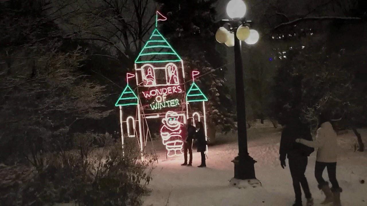 Kitchener Lights Festival Winter