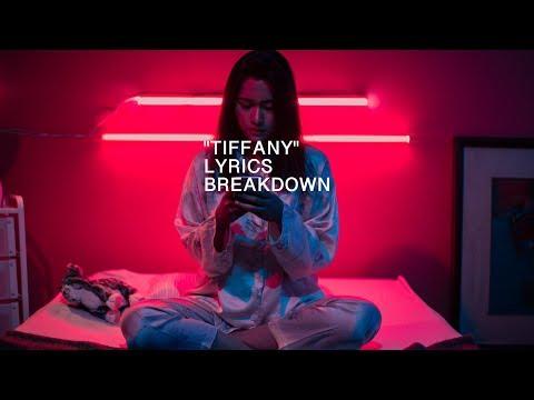 Coldiac - Tiffany (Lyrics Breakdown)