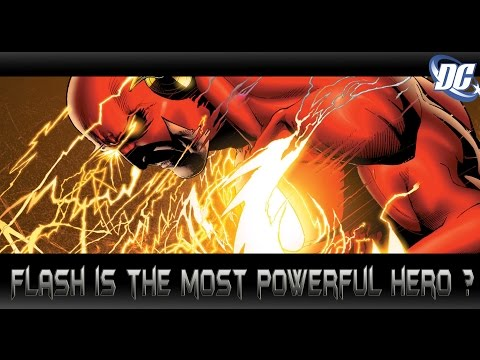 [ความโม้ของ The Flash]comic world daily
