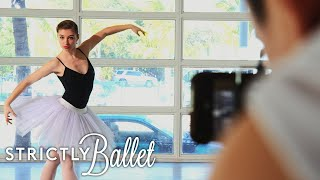 Auditioning for a Coveted Company Role | Ep 3, Strictly Ballet 2