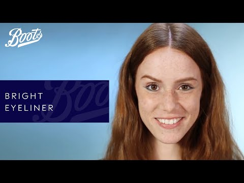 How to: bespoke brights make-up tutorial