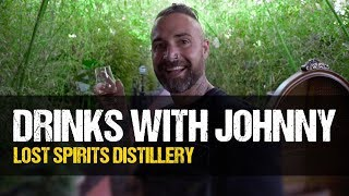 Avenged Sevenfold Presents Drinks With Johnny Lost Spirits Distillery Tour