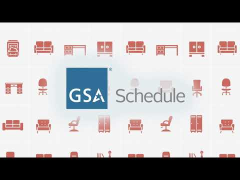 GSA Products On NBF | National Business Furniture