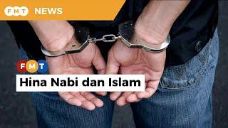 Hina Nabi Muhammad, Agama Islam 'Semar Tilem' Didenda RM10,000