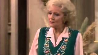 The Golden Girls Great Comebacks from Rose pt. 1