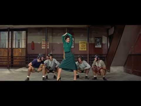 Cyd Charisse 1955 It's Always Fair Weather Baby, You Knock Me Out