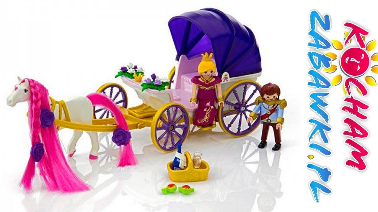 Playmobil Princess • Królewska para w podróży • bajki po polsku