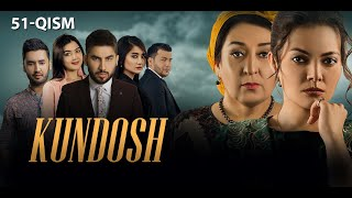 Kundosh (o'zbek serial)   Кундош (узбек сериал) 51-qism