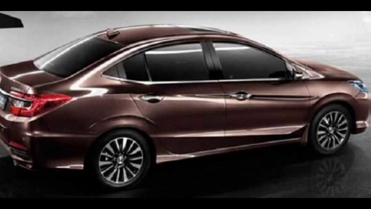 The 2018 All New Honda City Youtube
