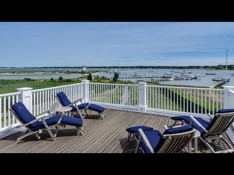 Martha's Vineyard Waterfront Living: 119 North Water Street Edgartown MA 02539