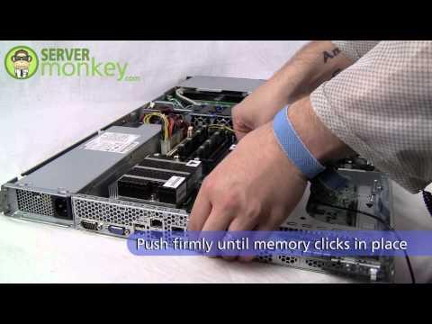 HOW TO: Upgrade Memory In A Server -- ServerMonkey.com