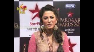 Red Carpet of Star Parivaar Awards 2013 Part-5