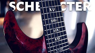 Short Review: SCHECTER APOCALYPSE RED REIGN