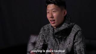Son Heung-min - Interview