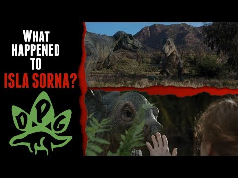 What Happened To Isla Sorna? - The Dinosaur Protection Group Reports on Site B For Jurassic World!