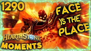 The BIG BOSS IS BACK And He Never Misses FACE  | Hearthstone Daily Moments Ep.1290