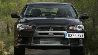 Mitsubishi Lancer X Evolution 2007 седан