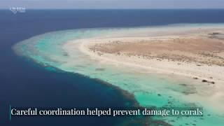 Identifying Optimum Location of Overwater Assets for The Red Sea Project
