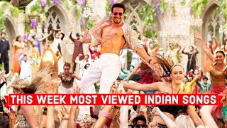 This Week Top 10 Most Watched Indian Songs on Youtube (April 28) | Popular Hindi Punjabi Songs 2019