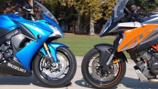 KTM 1290 Super Duke GT & Suzuki GSX-S1000F
