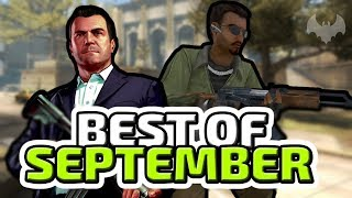 Best Of September - ♠ Highlight Video ♠ - Dhalucard