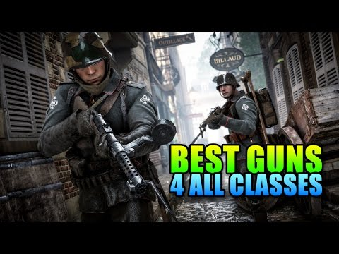 Thumbnail: Battlefield 1 Best Guns For All Classes