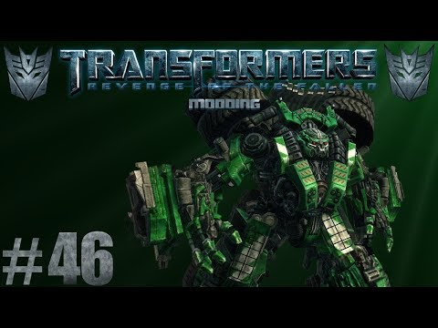 LAST KNIGHT ONSLAUGHT | Transformers: Revenge Of The Fallen Modding #46