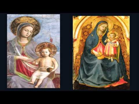 Advent Lessons and Carols featuring the Art of Fra Angelico